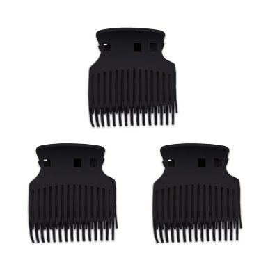 Official Black Click n Curls Blowout Brush