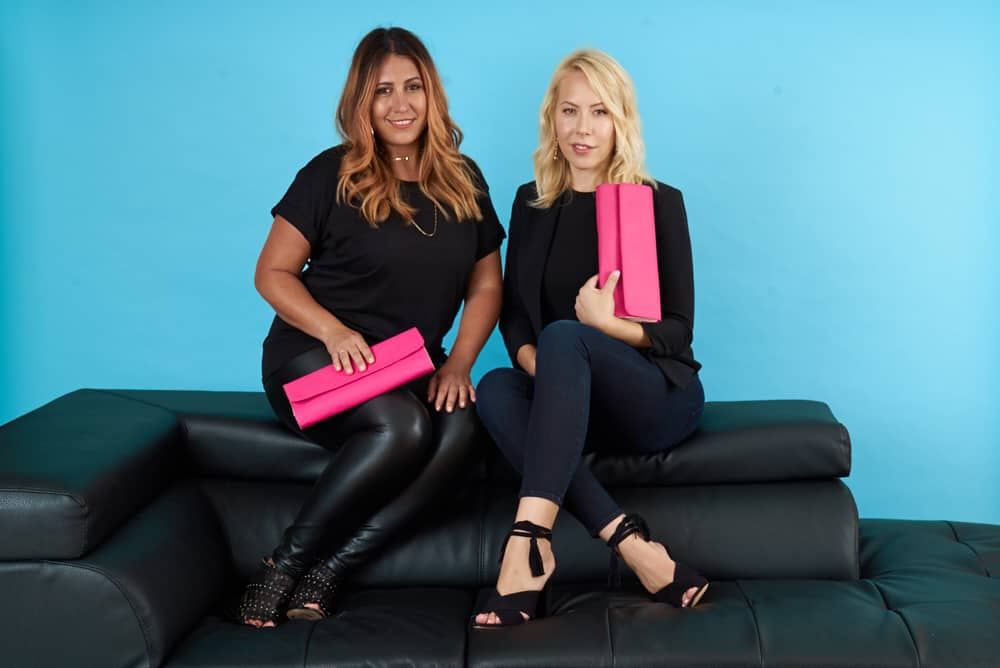 Amalia Moscoso and Debbi Batres, co-founders of the HairClutch, are two best friends on a mission to boost your style and your self-expression.