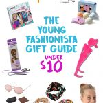 "Graphic for ""The Young Fashionista Gift Guide Under $10"""