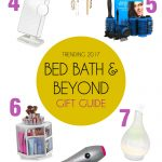 "Graphic for ""Trending 2017 Bed Bath and Beyond Gift Guide"""