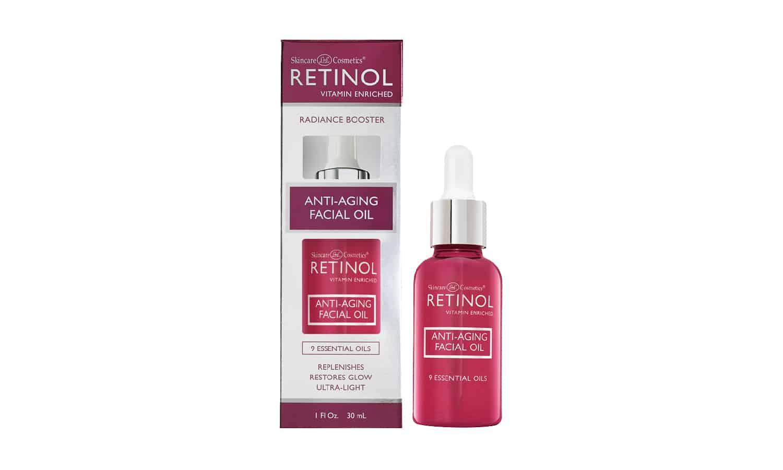 Retinol Anti-Aging Facial Oil