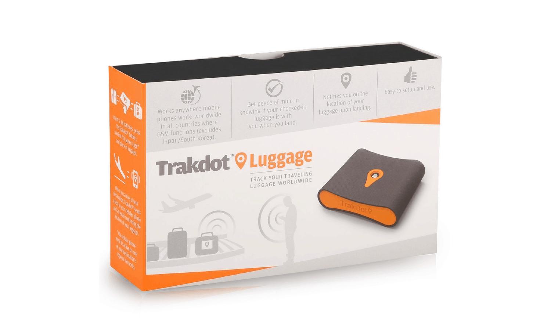 Trakdot Luggage Tracking Device